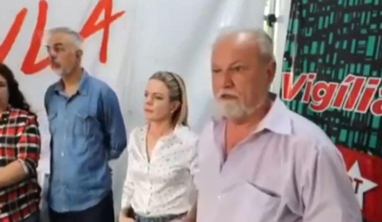 """VÍDEO: """"Que o Lula aproveite o depoimento para mandar à merda muita gente"""""""