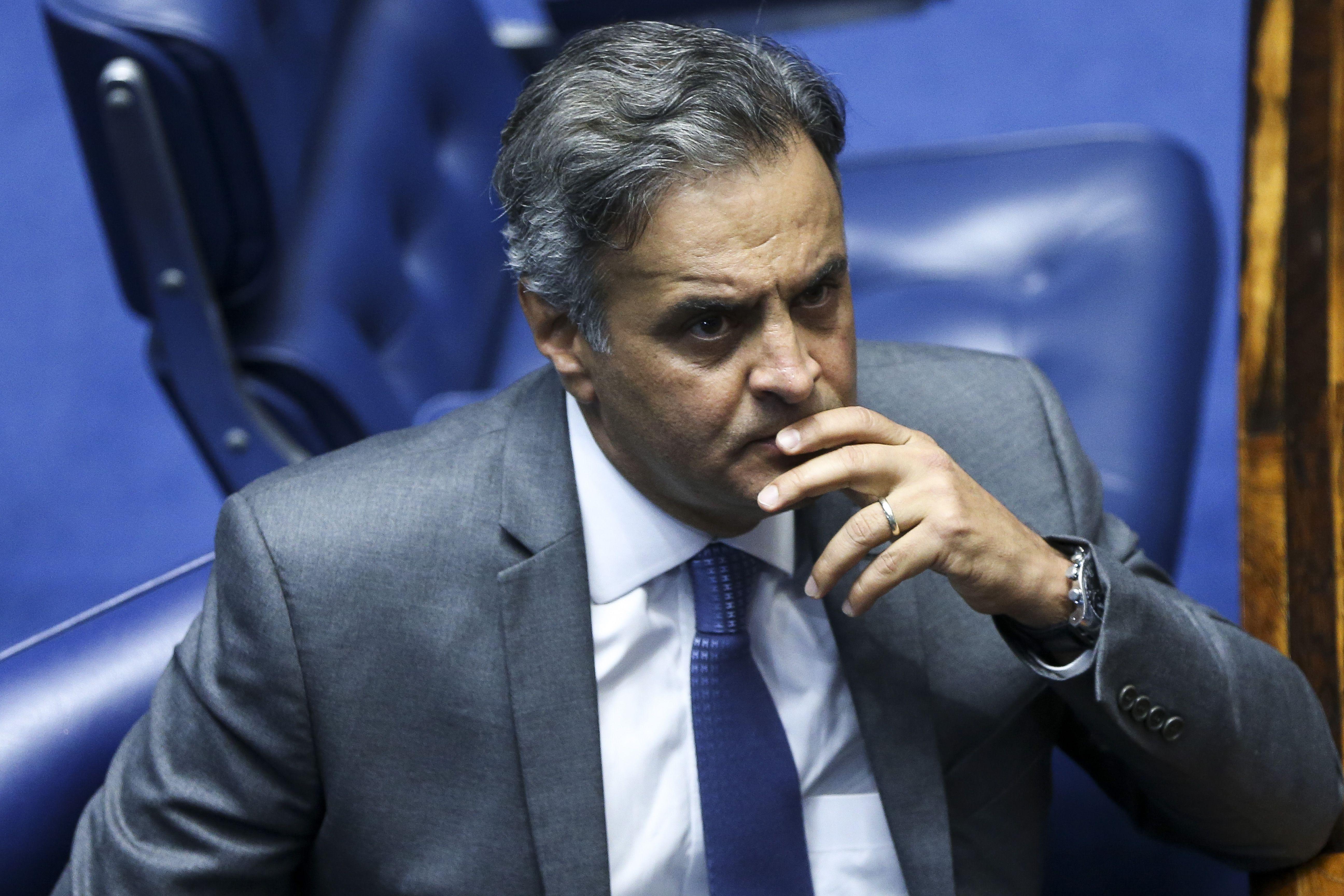 Aécio recebeu R$ 65 milhões em propina da Odebrecht e da Andrade Gutierrez, diz PF ao Supremo