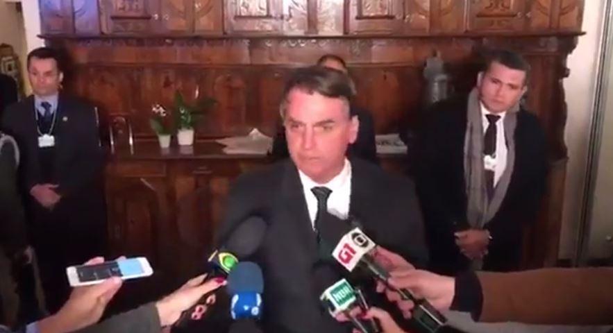 """Bolsonaro fará discurso """"muito curto, objetivo e claro"""" em Davos"""