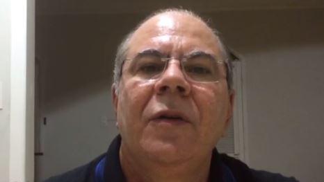 """Em vídeo, deputado do MDB provoca Dallagnol: """"Isso é demagogia"""""""