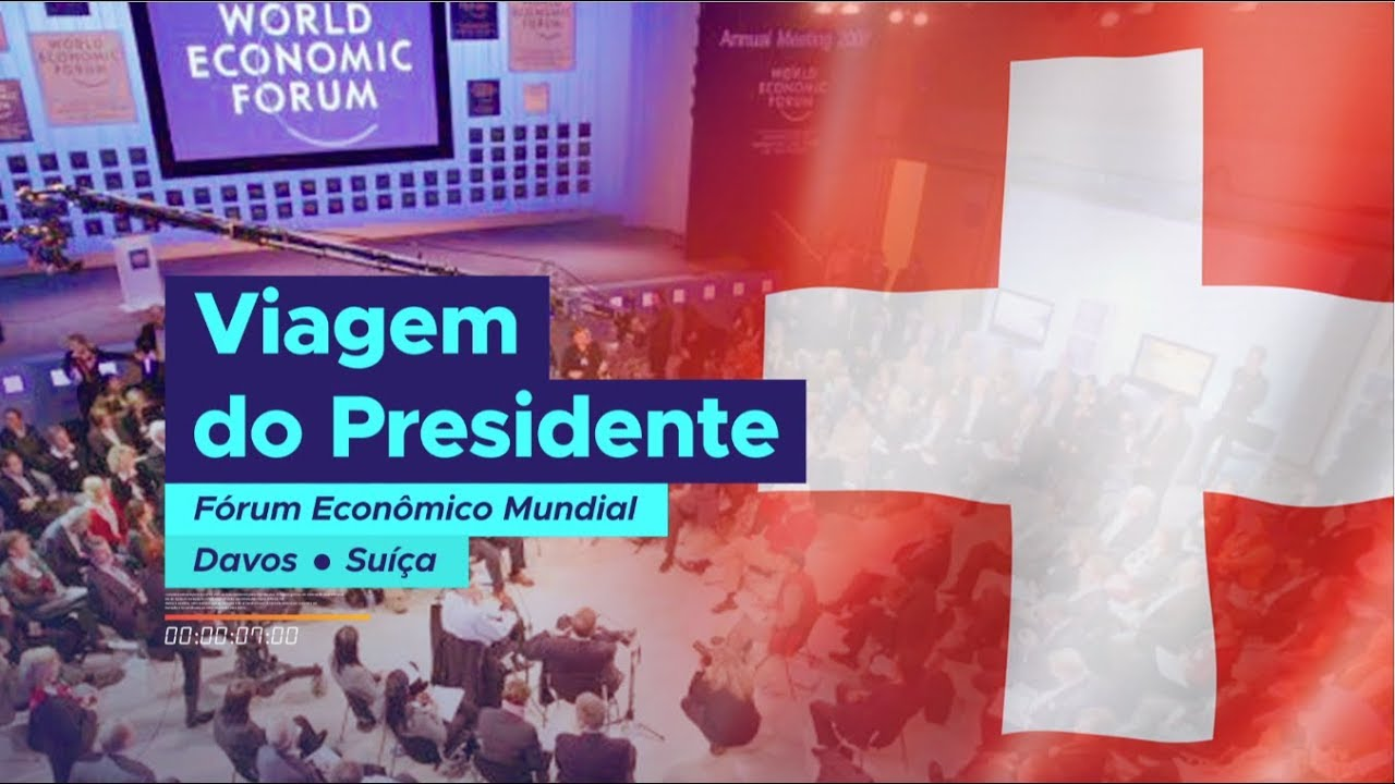 VÍDEO: O discurso de Bolsonaro em Davos