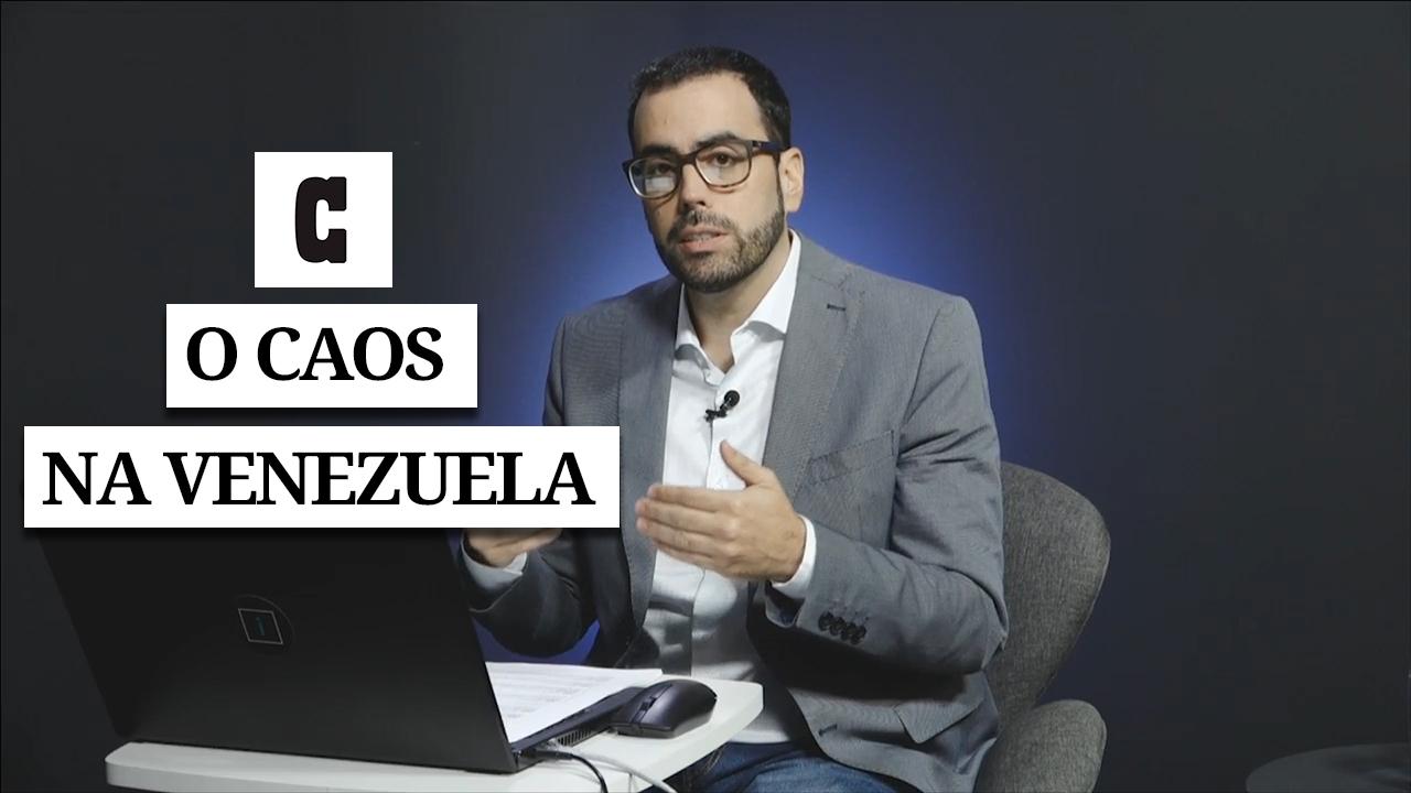 Vídeo: Duda Teixeira explica o caos na Venezuela