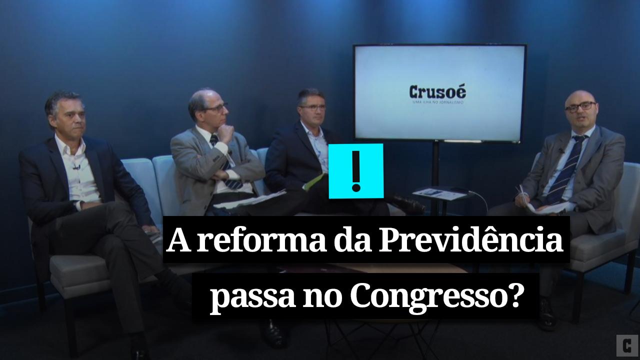 Vídeo – A reforma da Previdência passa no Congresso?