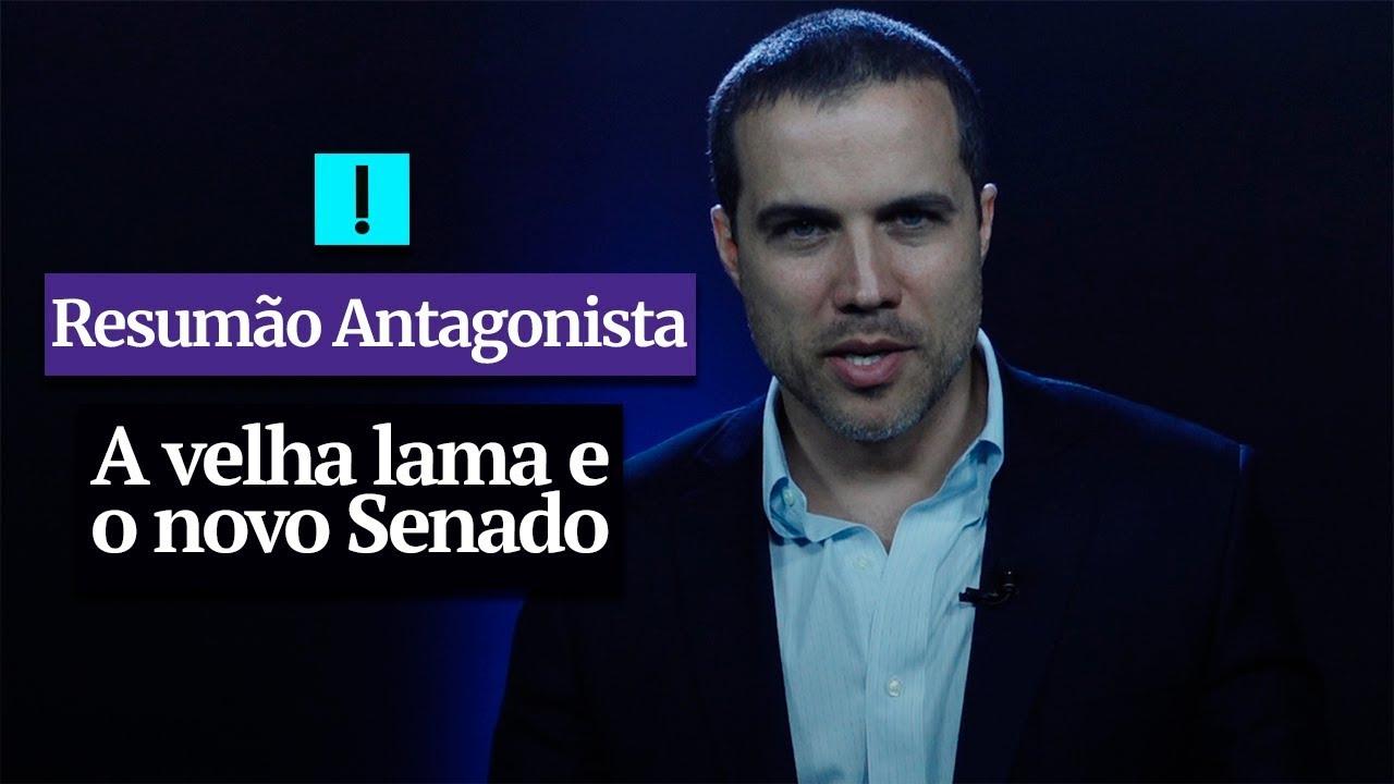Senado Fará Nova Eleição O Antagonista