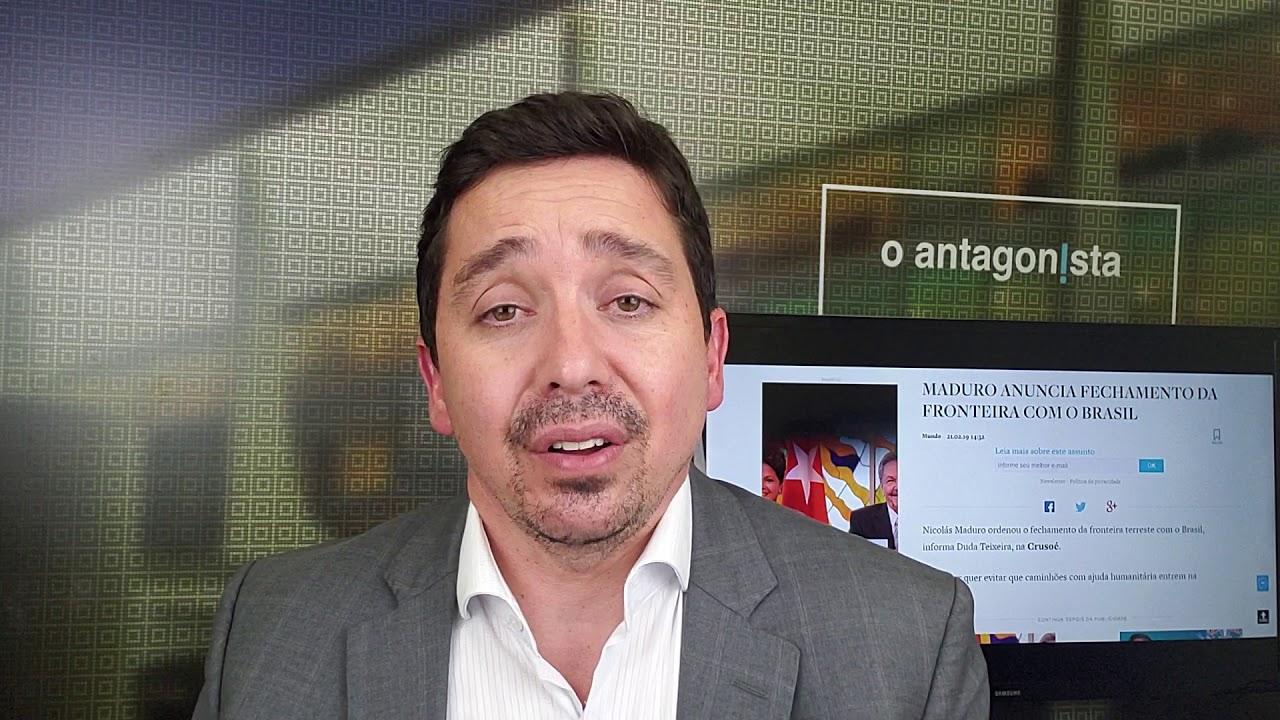 MOMENTO ANTAGONISTA: CERCO A MADURO