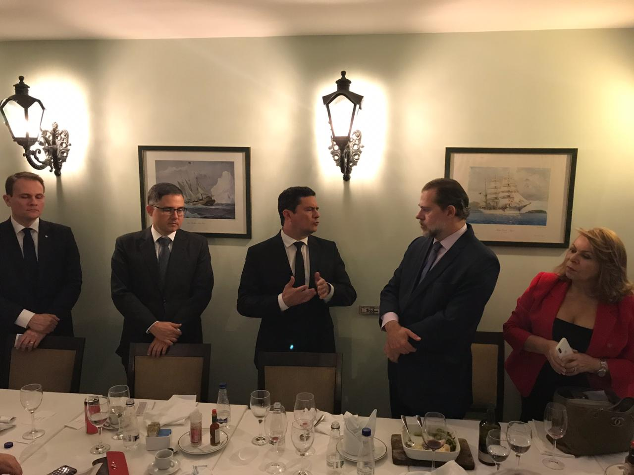 Toffoli ignorou alerta de Sergio Moro sobre a soltura de presos perigosos