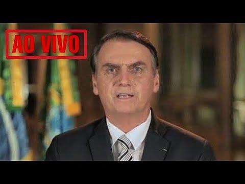 Bolsonaro e ministros assinam acordos bilaterais