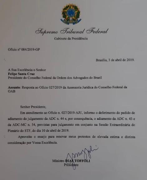 Pré-candidatos à PGR manifestam 'profunda preocupação' com inquérito do STF