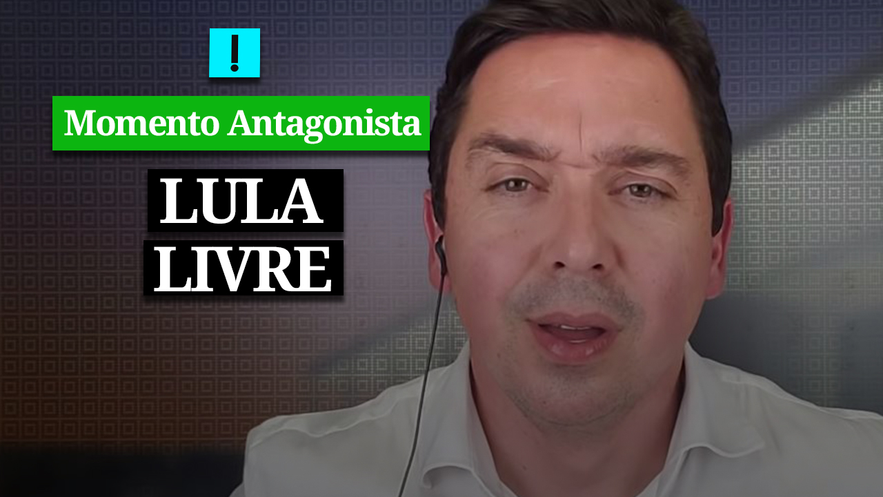 MOMENTO ANTAGONISTA: LULA LIVRE