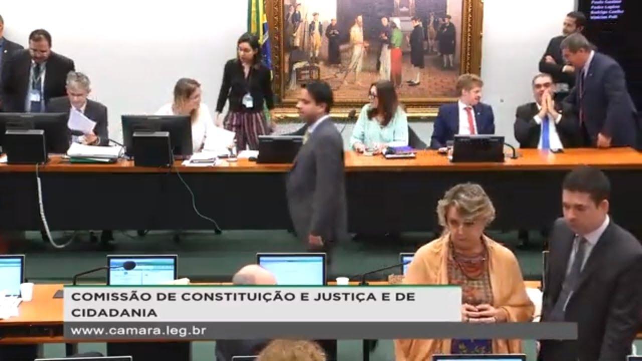Ao vivo: CCJ da Câmara se reúne para votar reforma da Previdência