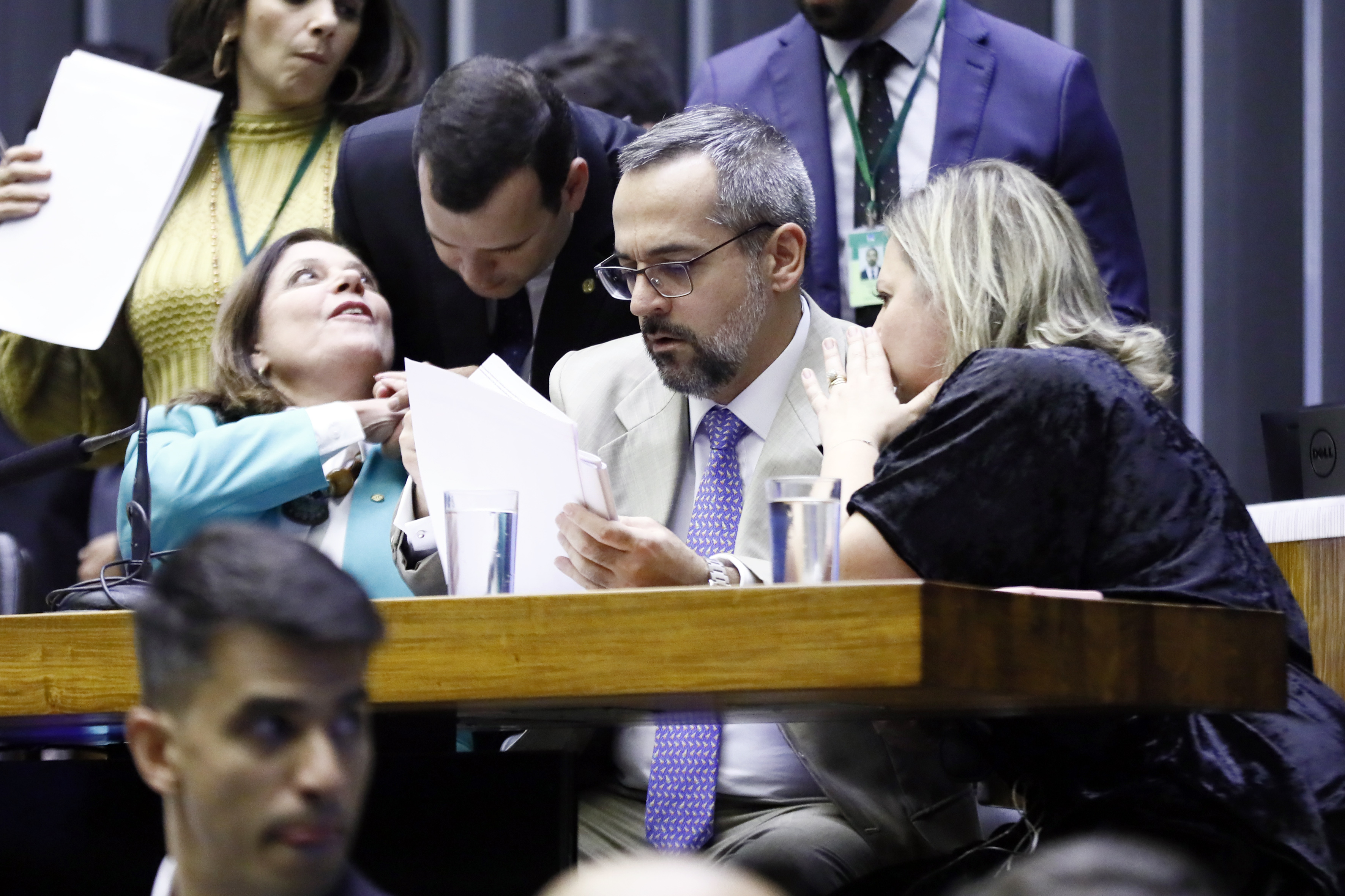 Ao vivo: ministro da Educação na Câmara