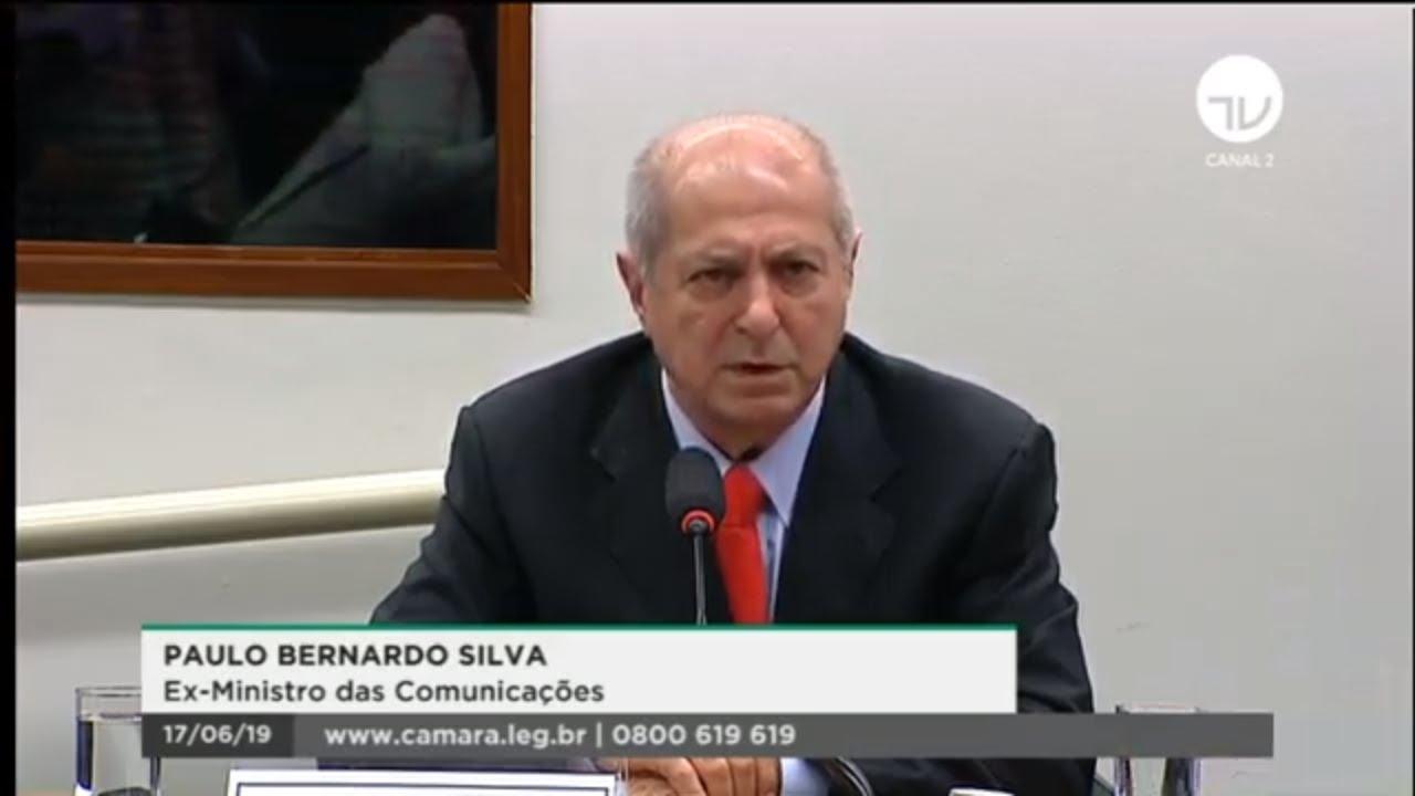 Ao vivo: Paulo Bernardo livra Lula e responsabiliza técnicos por empréstimo de 1 bi a Angola