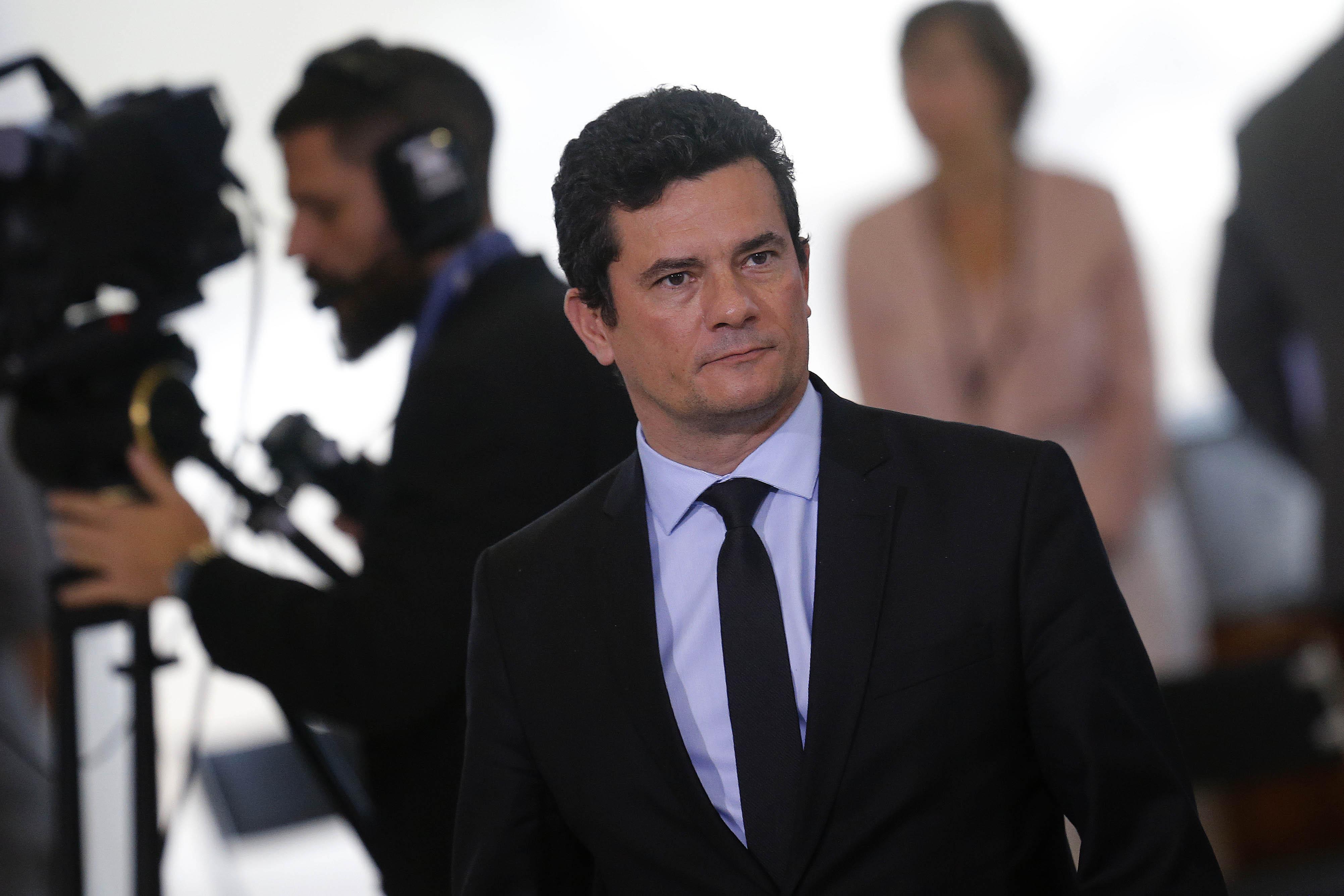 Moro diz que Bolsonaro queria 'rebelião armada' contra prefeitos e governadores