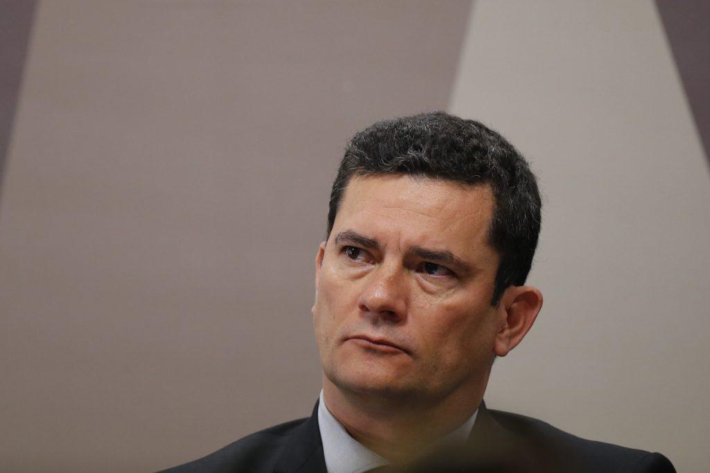 Resultado de imagem para Sergio Moro recebe ofensas na Câmara