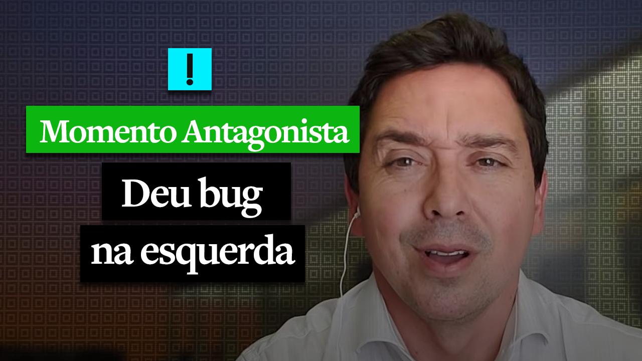 MOMENTO ANTAGONISTA: DEU BUG NA ESQUERDA
