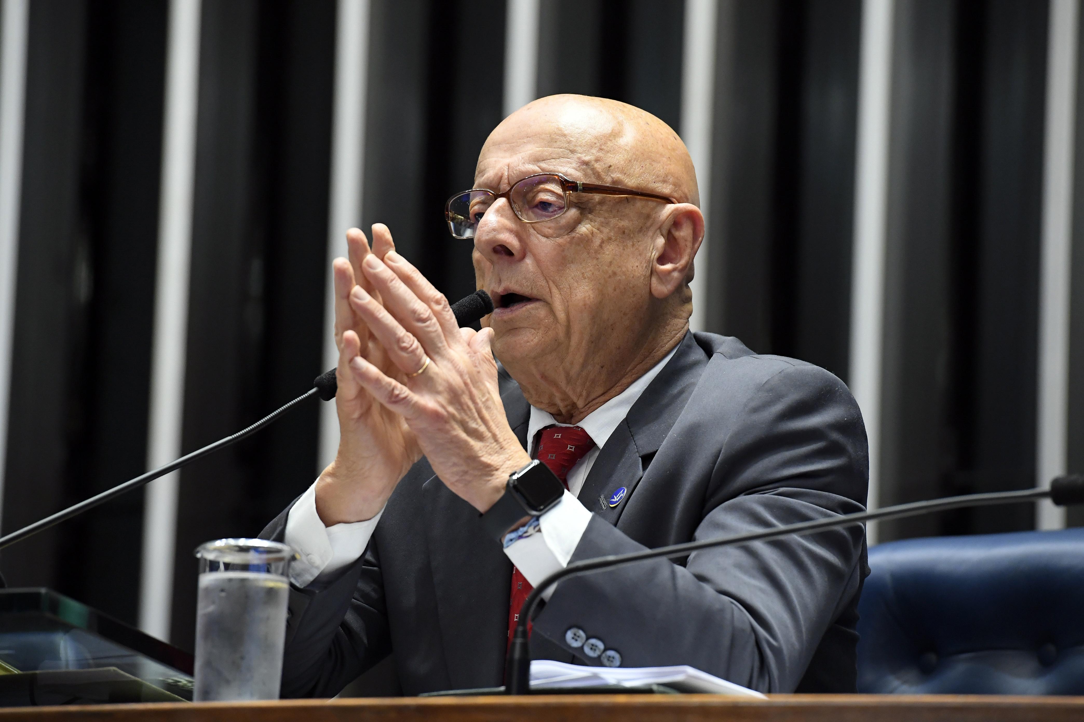 Vídeo: Esperidião Amin defende PL da segunda instância