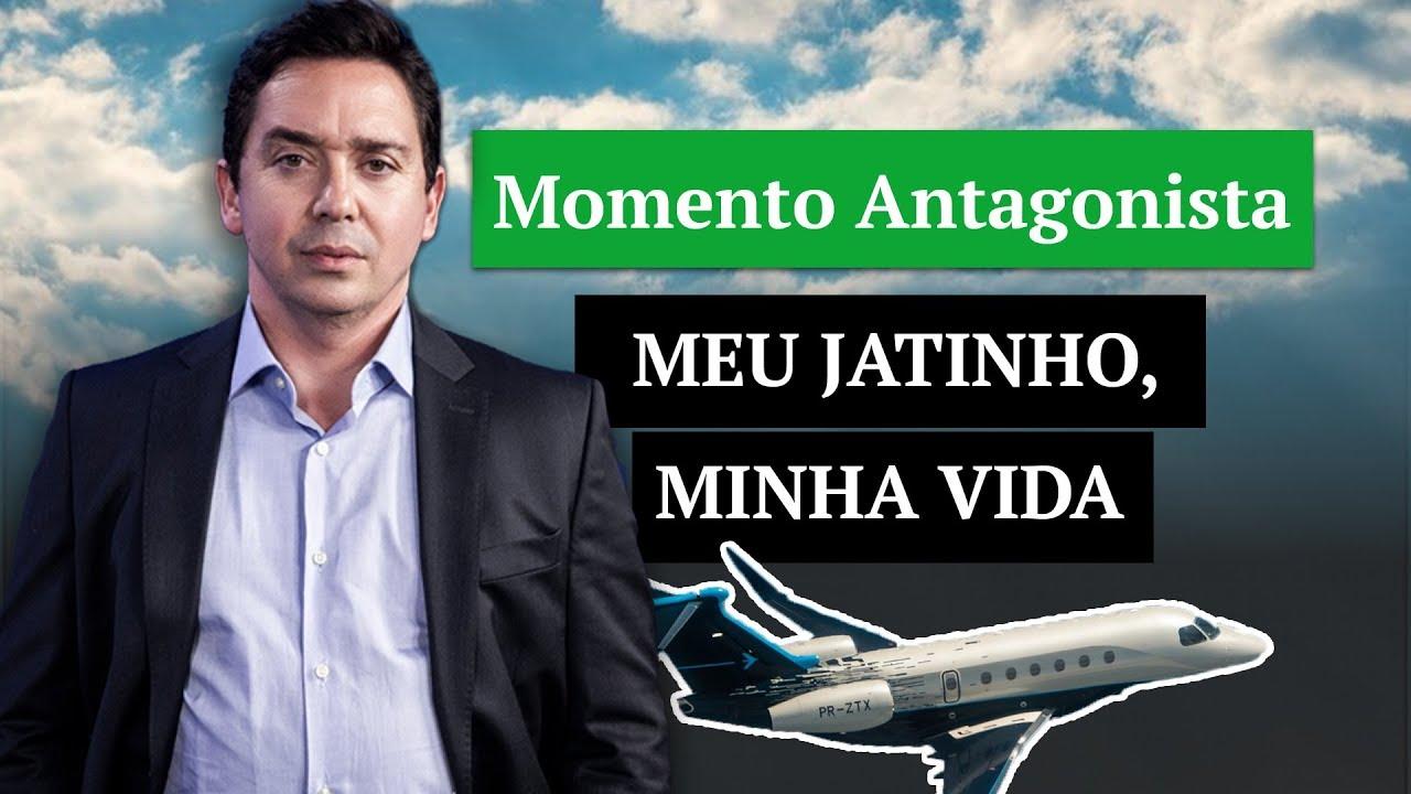 MOMENTO ANTAGONISTA: MEU JATINHO, MINHA VIDA