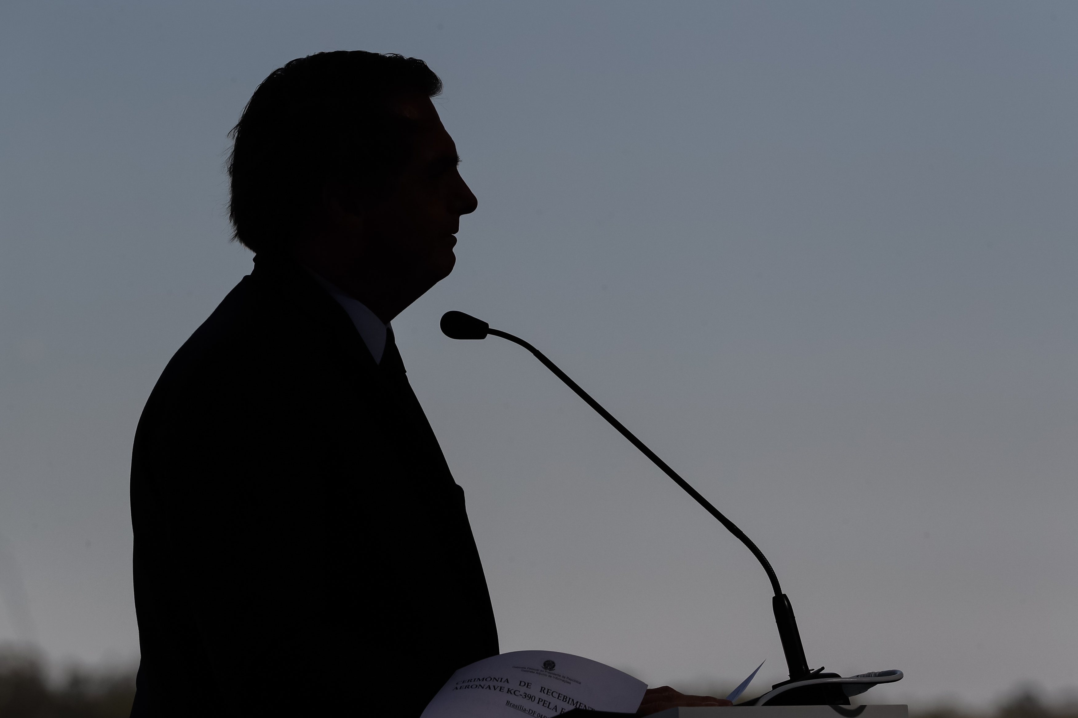 Entidade de juízes federais diz que Bolsonaro foi