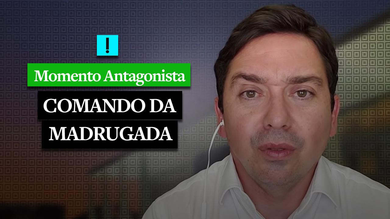 MOMENTO ANTAGONISTA: COMANDO DA MADRUGADA