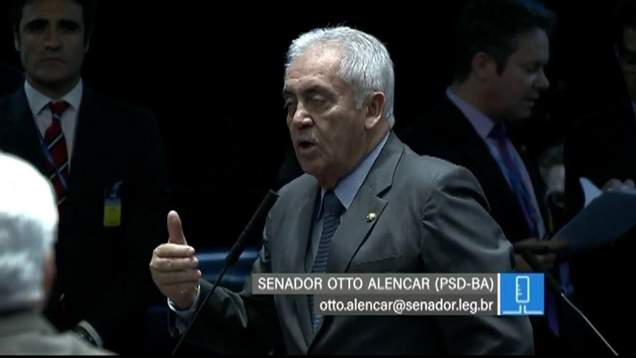 AO VIVO: Senado vota a nova lei dos partidos