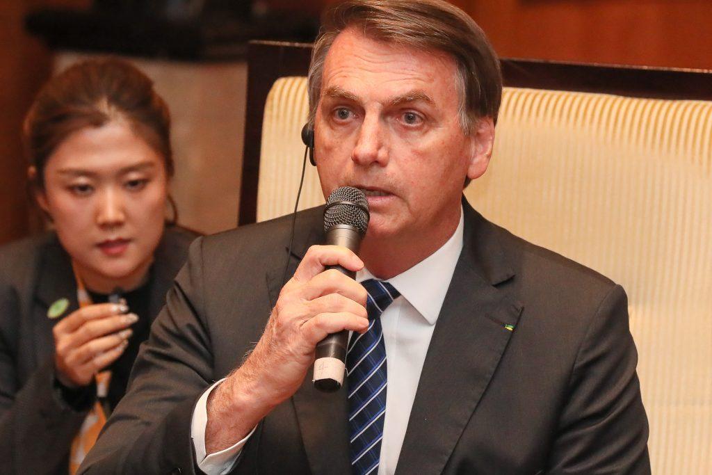 'A classe artística deve ficar feliz', ironiza Bolsonaro após nomeação para Cultura - O Antagonista