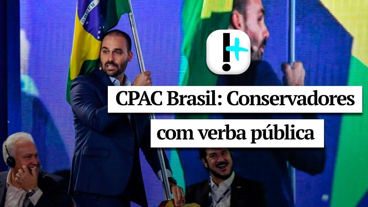 Vídeo: CPAC Brasil, um evento conservador com verba pública