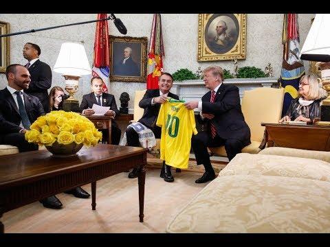 Vídeo: O que é fato sobre o apoio dos EUA ao Brasil na OCDE