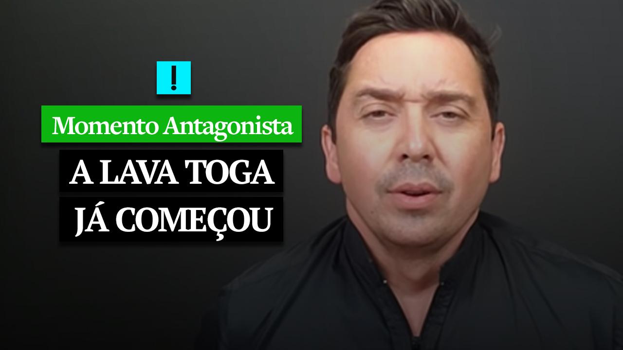 Momento Antagonista: a Lava Toga já começou