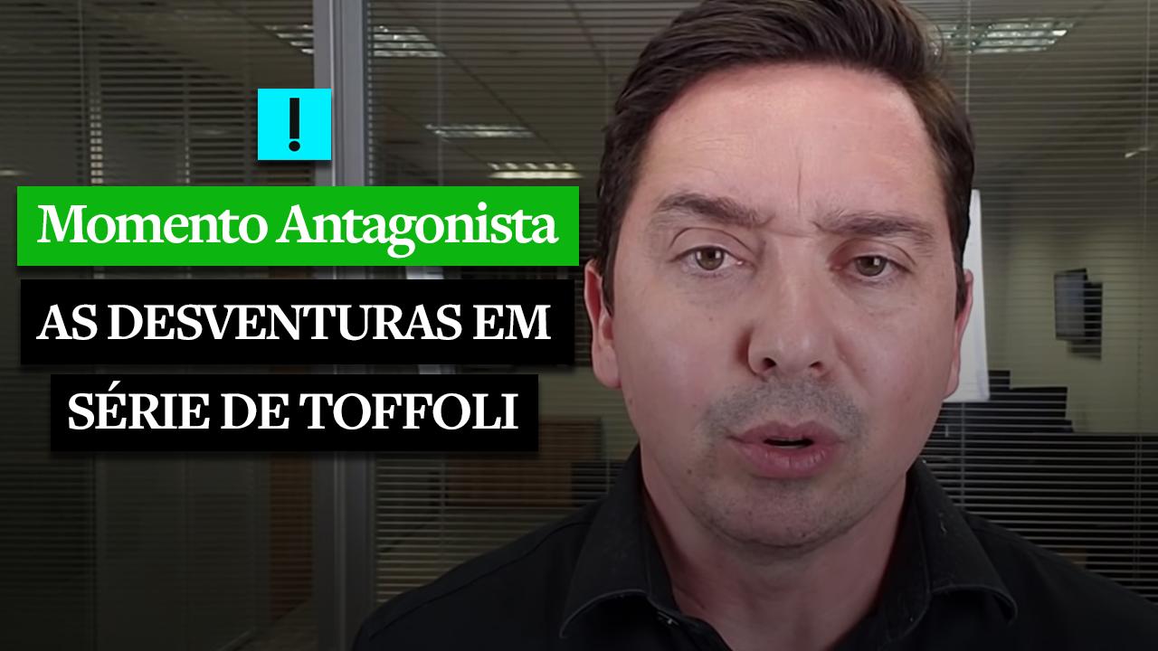 MOMENTO ANTAGONISTA: DESVENTURAS EM SÉRIE