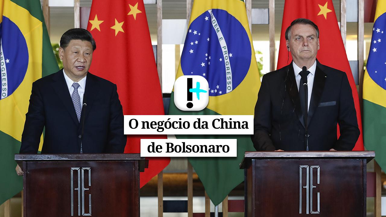 Vídeo: o negócio da China de Bolsonaro