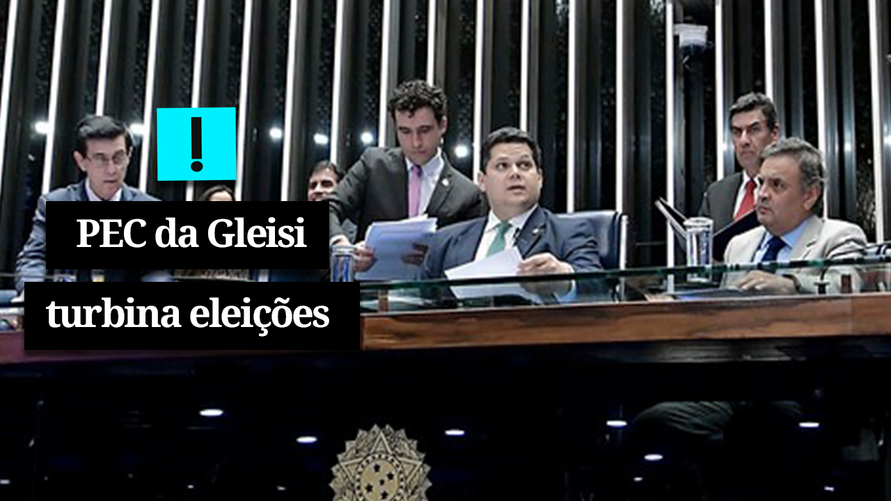 Vídeo: PEC da Gleisi turbina eleições 2020