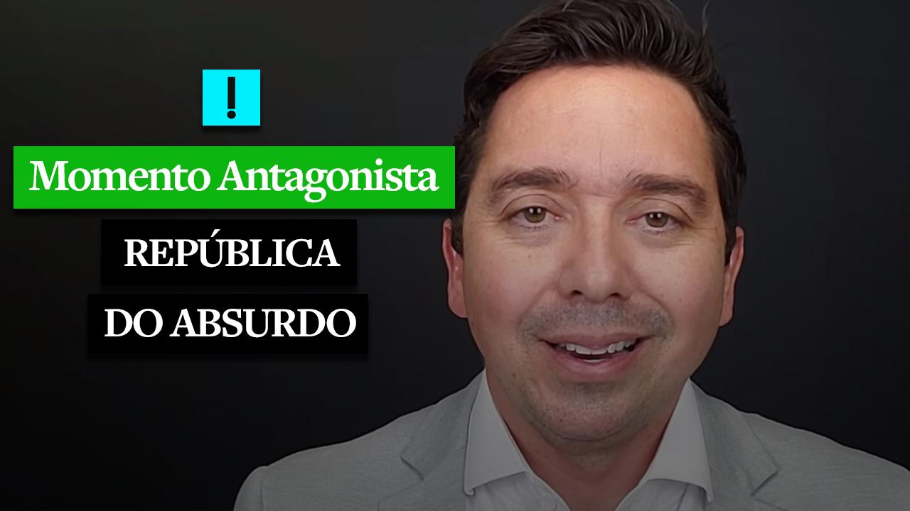 MOMENTO ANTAGONISTA: REPÚBLICA DO ABSURDO