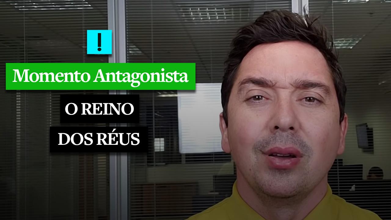 MOMENTO ANTAGONISTA: O REINO DOS RÉUS