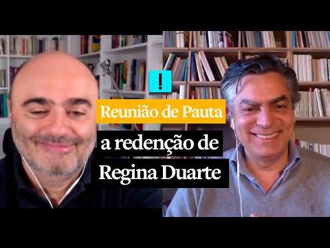 Reunião de Pauta: a redenção de Regina Duarte
