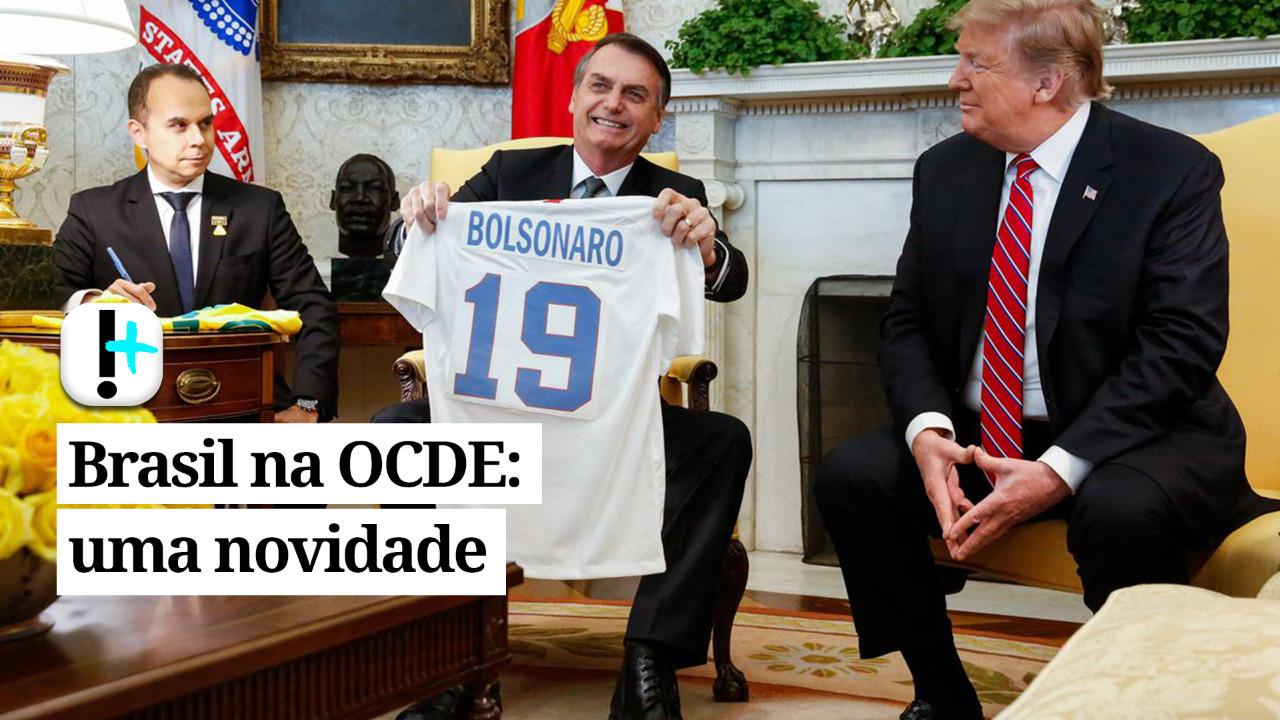 Vídeo: Brasil na OCDE, uma novidade