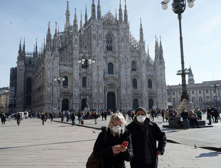Itália vai reabrir fronteiras