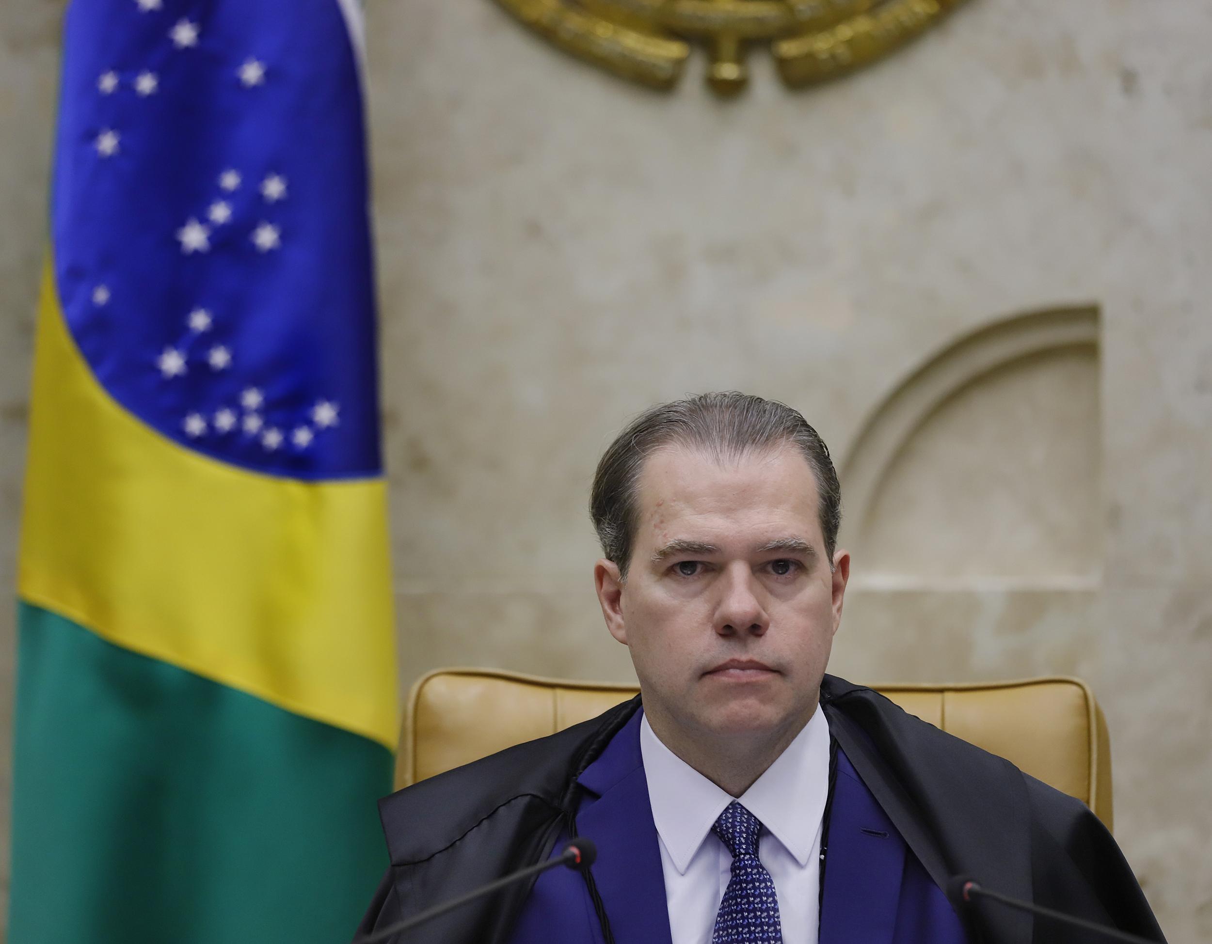 Toffoli defende que juiz só possa disputar eleições 8 anos após deixar magistratura