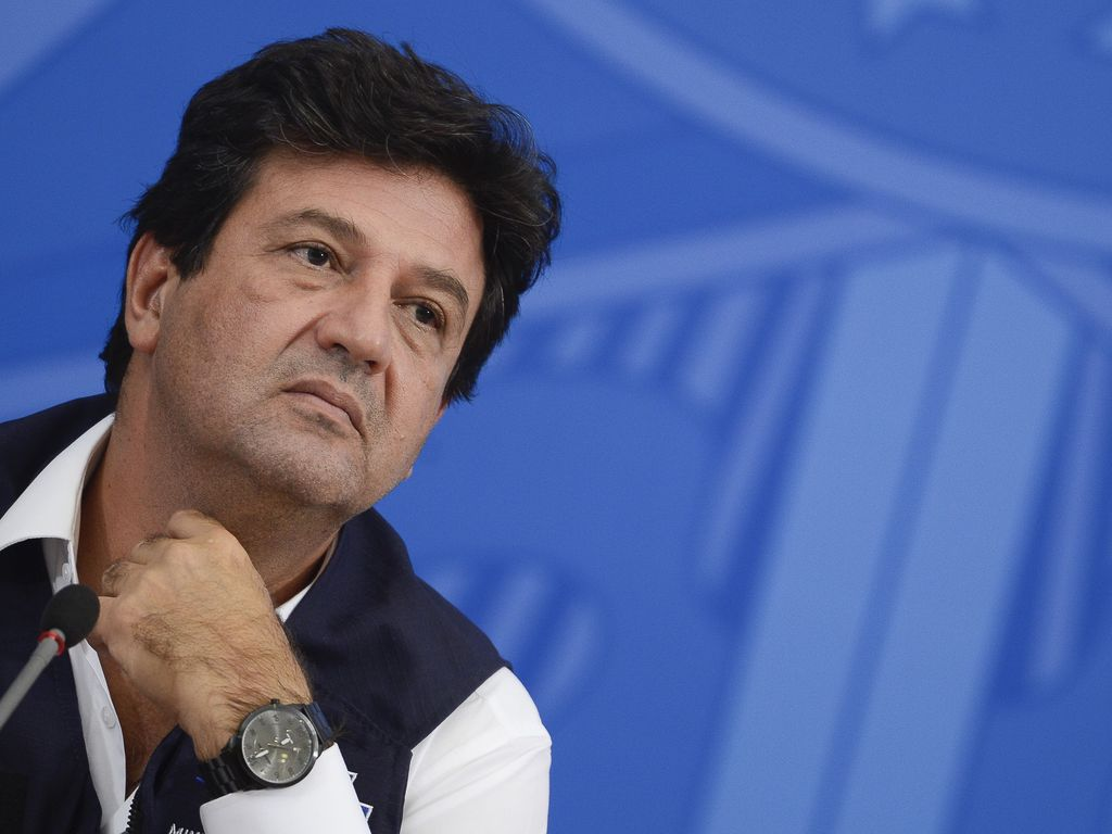 """Mandetta critica a polarização e fala em """"um grande acordo"""" para 2022"""