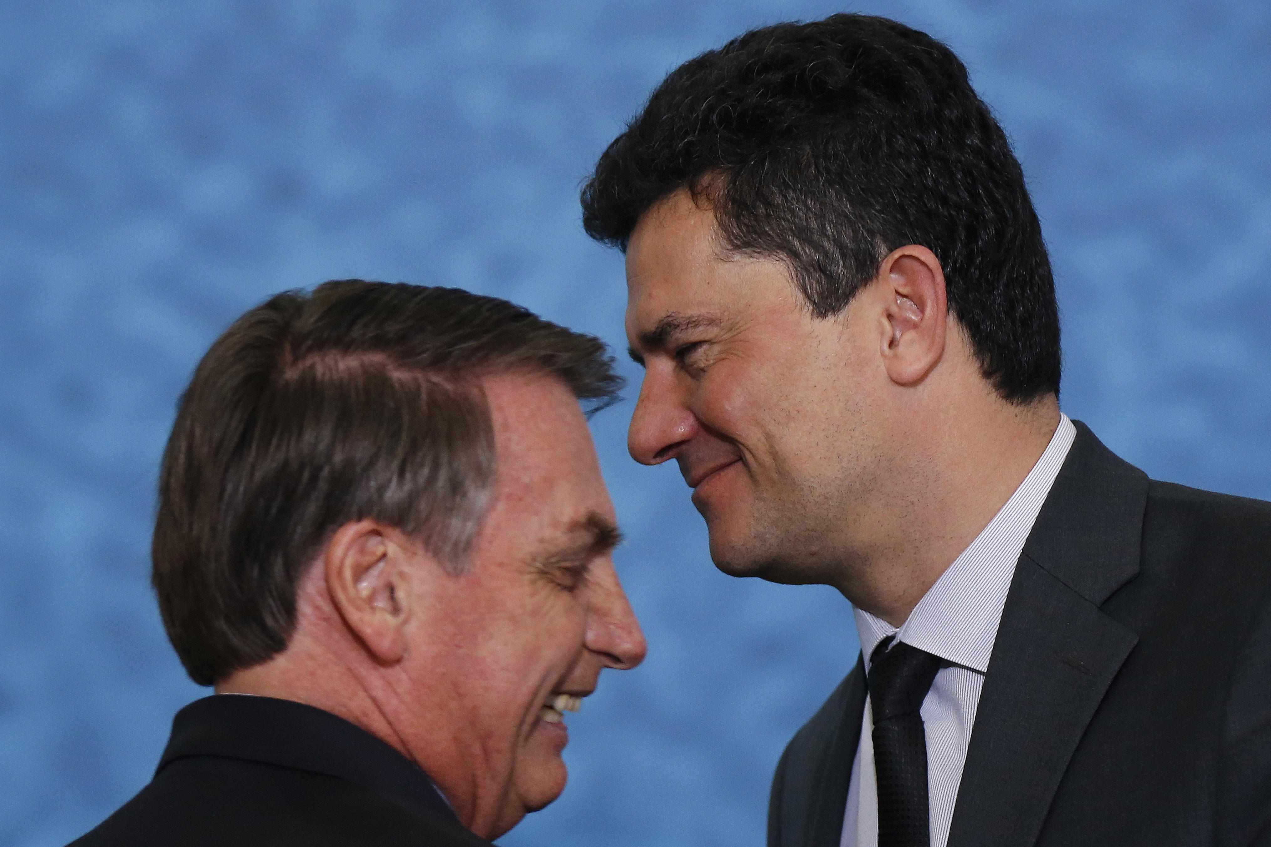 Bolsonaro X Moro