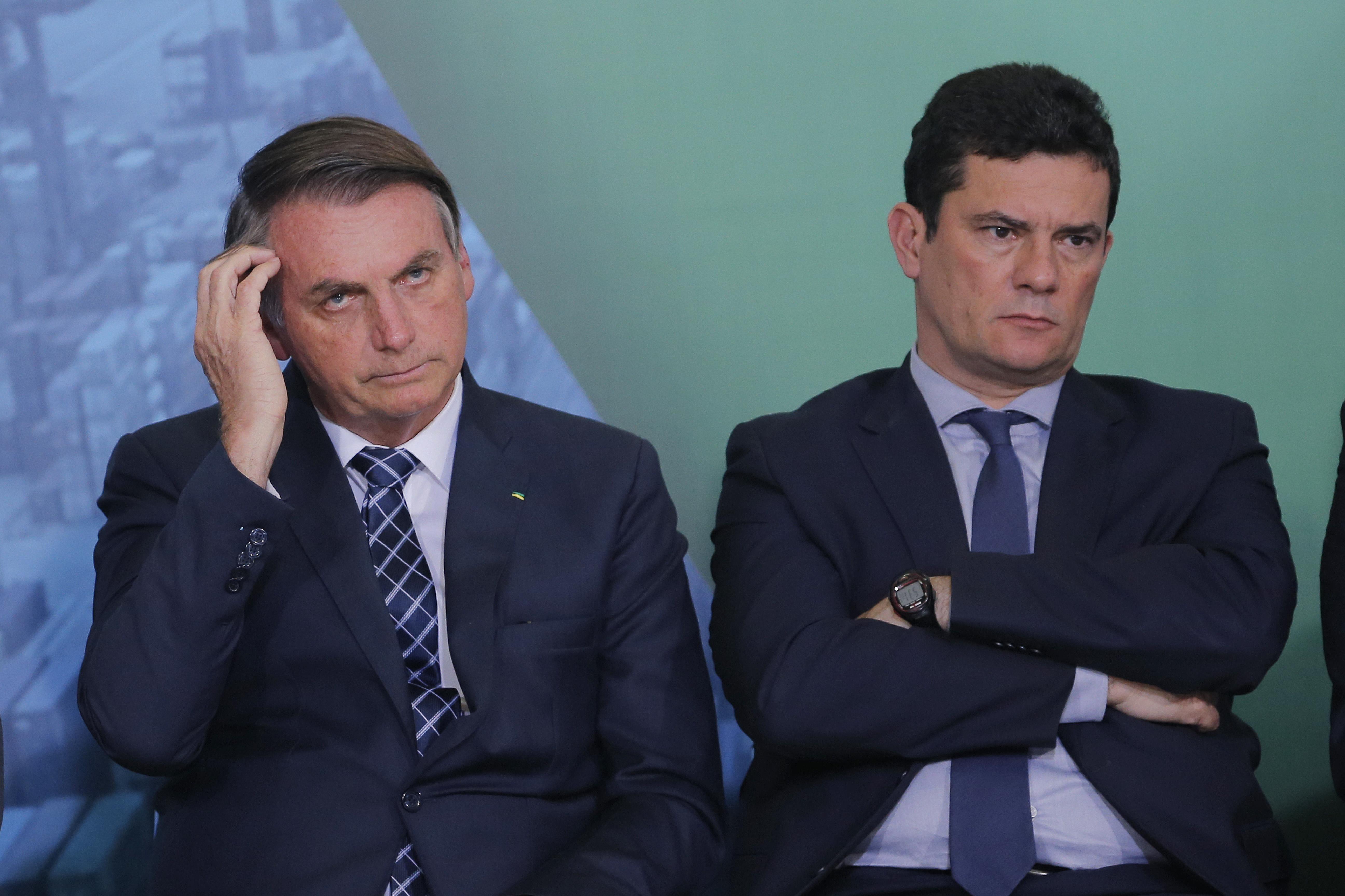 """""""Medo de Moro em 2022"""""""