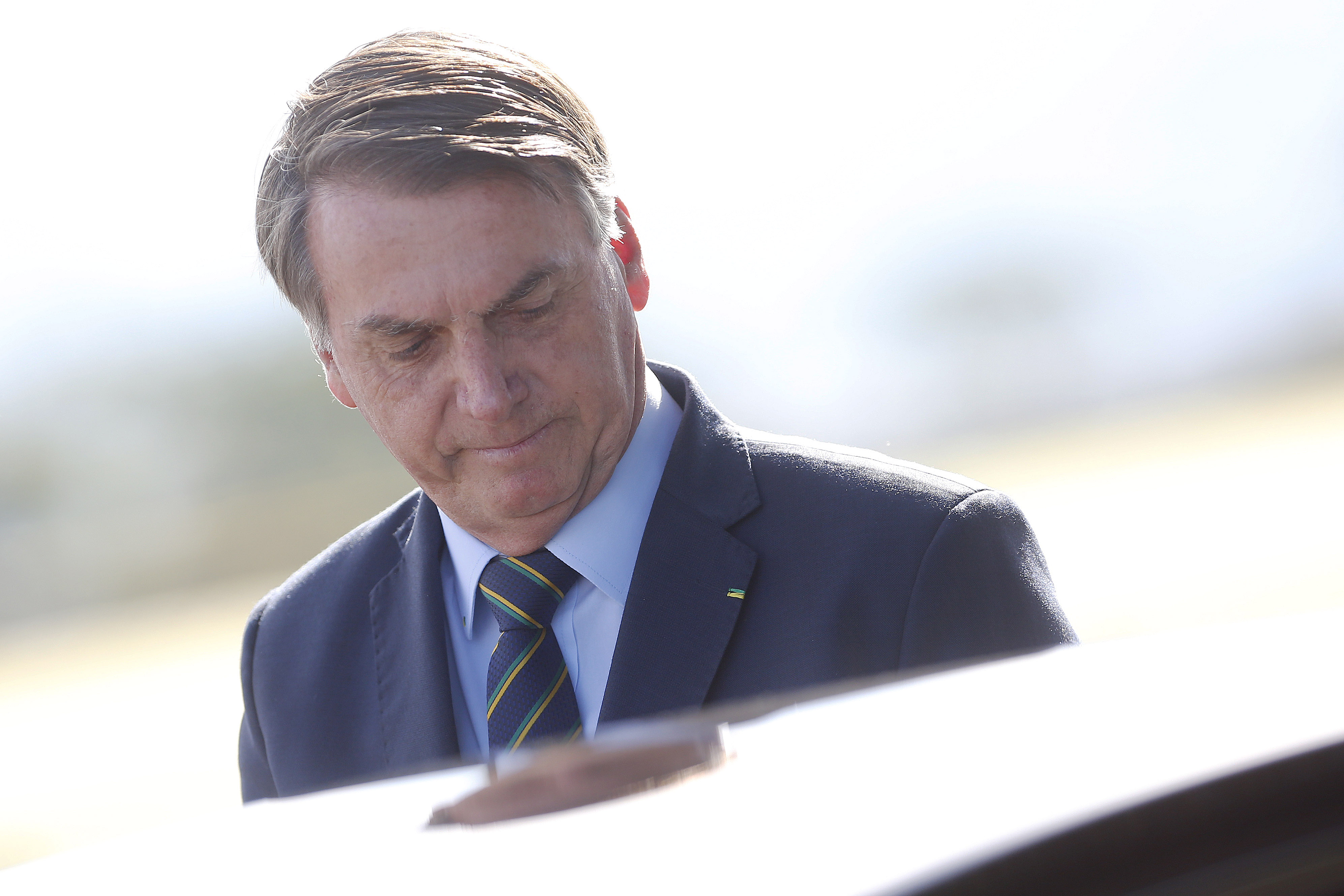 Para Ajufe, post de Bolsonaro é ameaça ao ministro Celso de Mello ...