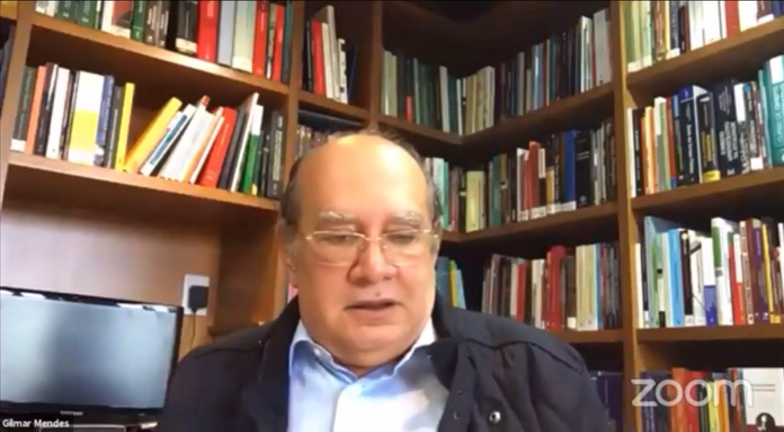 Gilmar celebra banimento de assessores bolsonaristas do Facebook