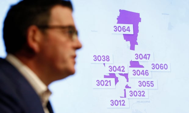 Melbourne decreta lockdown em vários bairros – O Antagonista