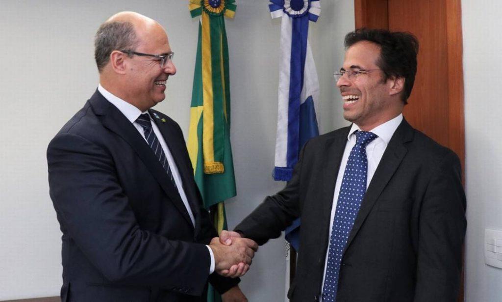 Procurador-geral do Rio é o novo secretário de Witzel