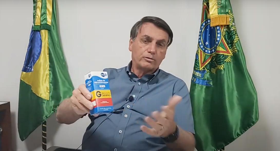 Quem lucra com a cloroquina