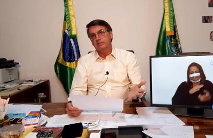 Bolsonaro diz que Mandetta 'semeava pânico' com discurso sobre ...