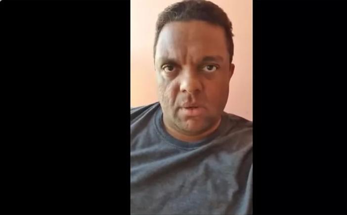 """Vice-líder do governo xinga Moraes de """"lixo"""" e """"esgoto do STF"""""""