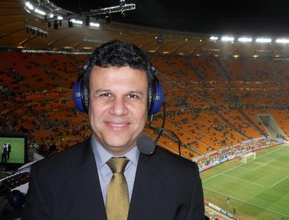 SBT define narrador de Flamengo x Fluminense - O Antagonista