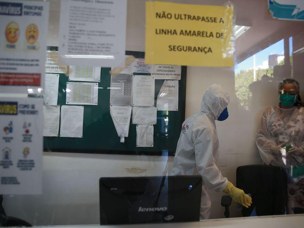 Covid: média de mortes no Rio tem aumento de 40%