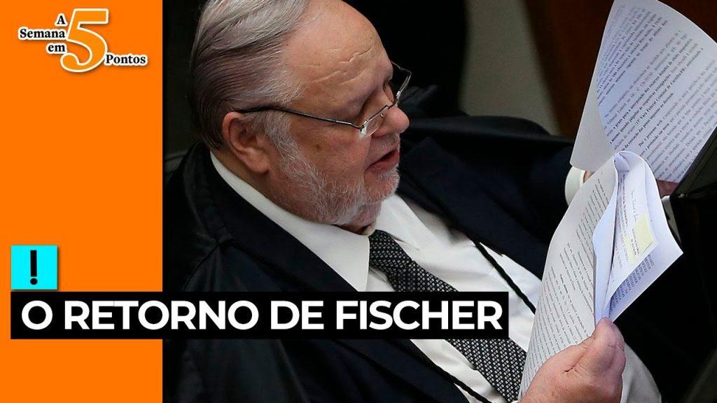 A Semana em 5 Pontos: Fischer decide sobre Fabrício Queiroz